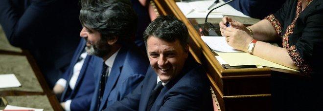 Matteo Renzi lancia l'applauso per Conte sulla fedeltà dell'Italia agli Stati Uniti e alla Nato