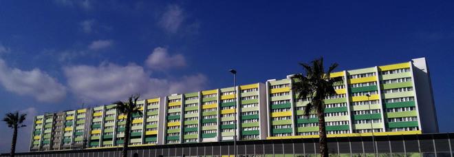 L'ospedale di Brindisi