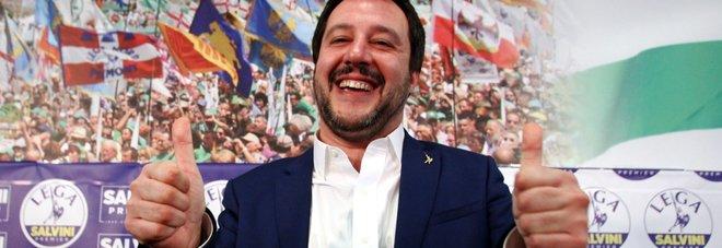 Salvini si prende il centrodestra poi va ad Arcore da Berlusconi