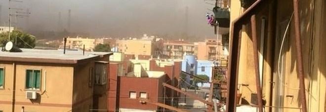 Taranto, Ferragosto con le finestre chiuse: per Arpa è Wind Day