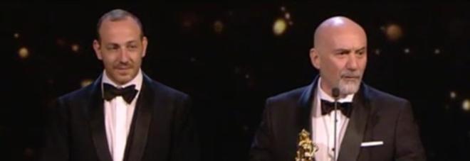 """De Razza vince il David: miglior produttore con il film """"Indivisibili"""""""