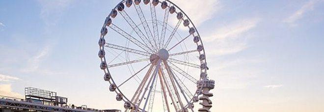 Otranto, arriva la ruota panoramica: sarà alta 35 metri