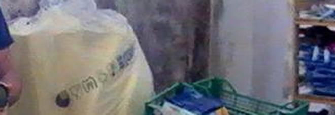 Sequestrate 16 tonnellate di alimentari: erano scaduti da anni e avevano le etichette ritoccate