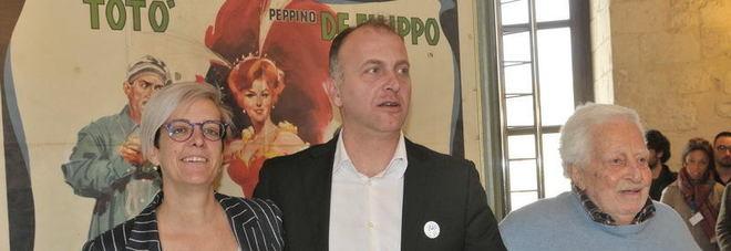 Cinema Europeo, l'omaggio a Totò dà il via al festival con Carlo Croccolo e la nipote del principe De Curtis