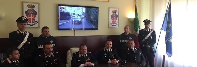 Estorsioni a suon di attentati: 8 arresti Stroncato il clan di Tramontone