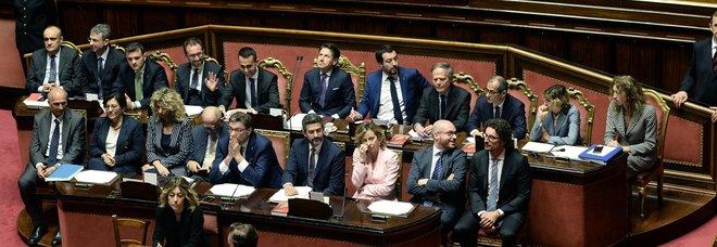 Senato, la prima volta della senatrice Segre e il ricordo di ciò che i nazisti fecero ai rom