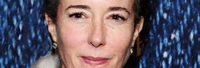 New York, la stilista Kate Spade trovata morta nel suo appartamento Vestì Kate Middleton e le Obama