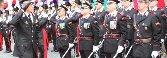 La visita in Puglia del generale Nistri