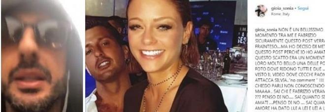 Fabrizio Corona, mistero su Instagram: «Gioia Sonia è una ladra». Ecco chi è e cosa sta succedendo
