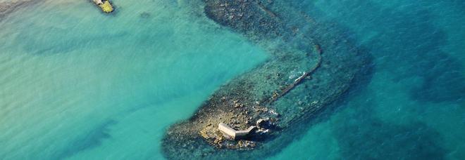 Il molo di Adriano a San Cataldo