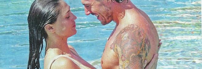 Cecilia Rodriguez e Ignazio Moser, passione hot in piscina a Capri (Diva e donna)
