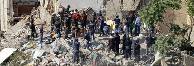 Palazzina crollata a Torre Annunziata, il sindaco: «In corso lavori di ristrutturazione»