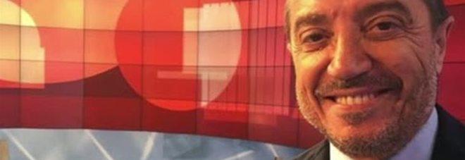 Clamoroso in Rai: Franco Di Mare lascia la moglie per la barista 24enne degli studi tv