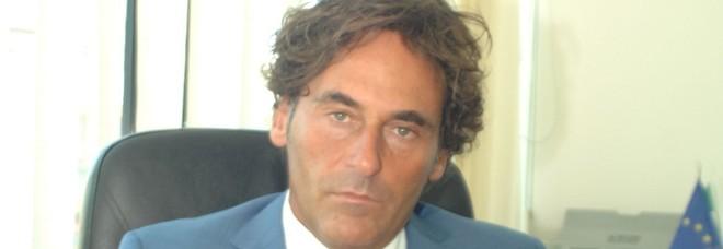 L'ex assessore Luca Pasqualini