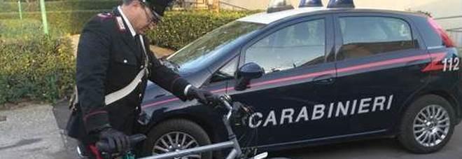 I carabinieri di Tricase
