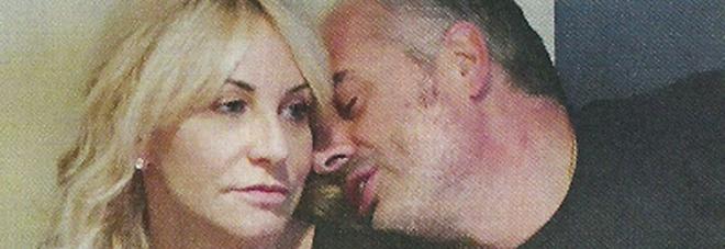 Antonella Clerici e Vittorio Garrone insieme a Roma