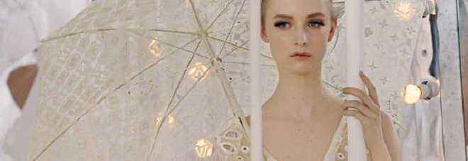 Cerchietto della Collezione Primavera/Estate 2012 di Louis Vuitton
