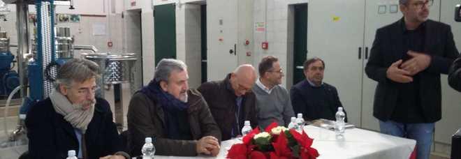 Con due donazioni creata nel Salento la serra sperimentale su cultivar resistenti