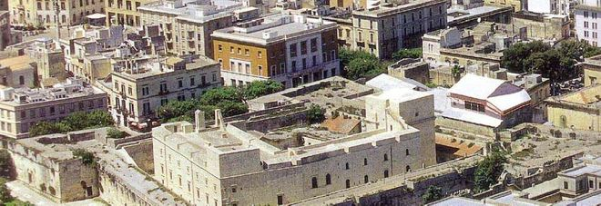 Una panoramica della città