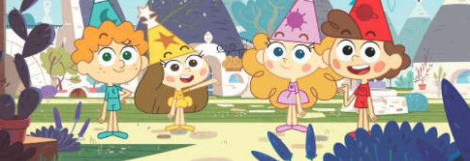 Su Disney Junior il cartoon ambientato fra i trulli: l'idea è di due leccesi
