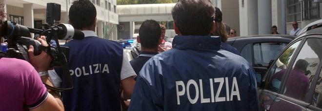 L'arresto di Antonio Campana