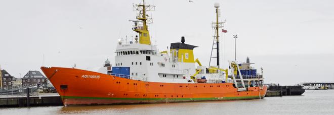 Aquarius, a bordo della nave anche 1 bimbi e 7 donne incinte