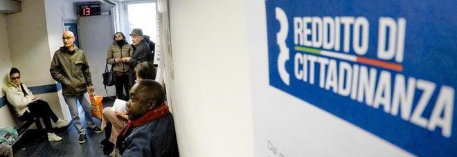 Reddito in panne, 900 mila famiglie hanno snobbato il sussidio di Stato