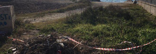 Sbancamento, sequestrata una duna a Porto Cesareo