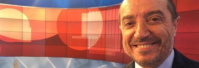 """Franco Di Mare non c'è a 'Uno mattina', fan in allarme: """"Diteci come sta"""". La Rai risponde su Fb"""