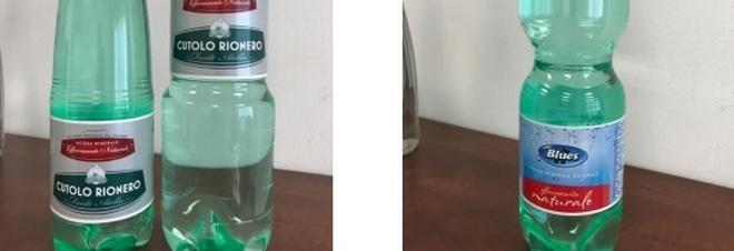 Acqua In Bottiglia Richiamati Otto Lotti Della Fonte Cutolo