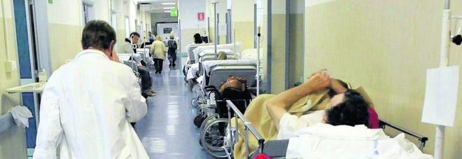 L'Asl vuol ricoverare negli ospedali di comunità i pazienti con l'influenza