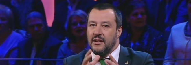 Salvini: «Errore tremendo Italia non sia complice, #stopwar»