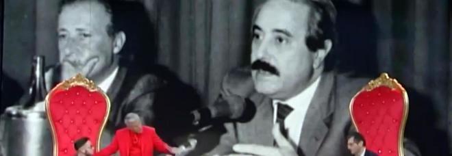 «Falcone e Borsellino uccisi? Hanno fatto una scelta», bufera Rai su Realiti