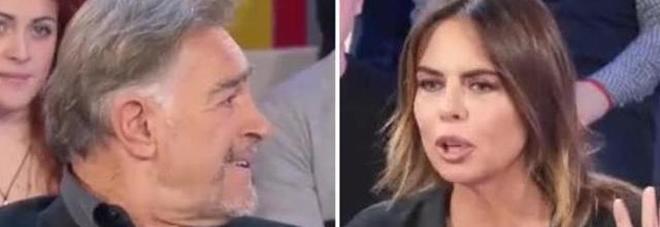 Fabio Testi e Paola Perego