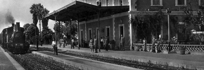 """Lungo i binari della storia: all'alba di 150 anni fa nasceva il """"Lecce-Zollino"""""""