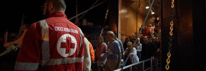 Terremoto a Ischia, 2600 sfollati proseguono le operazioni di soccorso