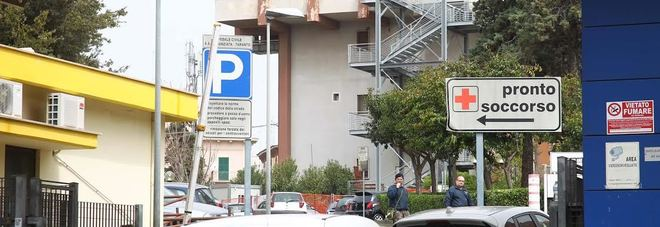 L'ospedale Santissima Annunziata