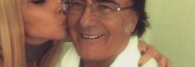 Al Bano sta meglio e scherza coi medici: «La mia voce è come i denti dei castori»