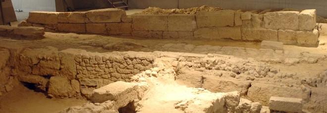 Gli scavi archeologici sotto il teatro Verdi