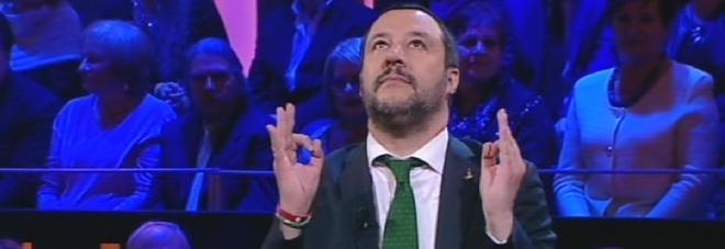Salvini, ultimatum a 5 Stelle e Fi «Pazienza al limite, governo o voto»