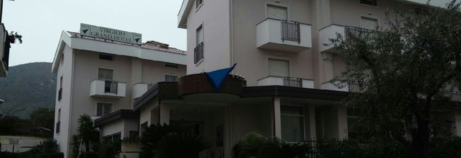 L'Hotel Virgilio a Sperlonga