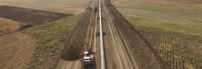 Un gasdotto