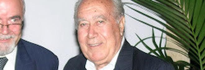 Lutto nel mondo della cultura, morto l'ex rettore Donato Valli