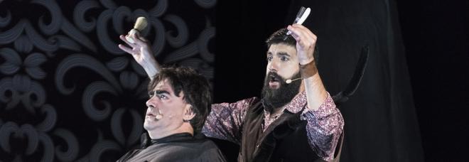 Figaro e Taranta: Rossini incontra Elio e l'Orchestra