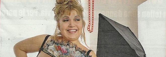 """Gegia e il sexy calendario a 58 anni: """"Sono rimasta piacevolmente sorpresa e ho accettato, mi sono prestata con gioia"""""""