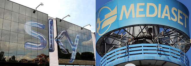 Accordo Mediaset-Sky: Premium sul satellite e pay tv sul digitale