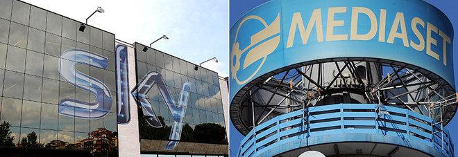 Accordo Mediaset-Sky: Premium sul satellite e pay tv sul digitale