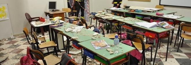 Crollo alla scuola Pessina: sette richieste di rinvii a giudizio