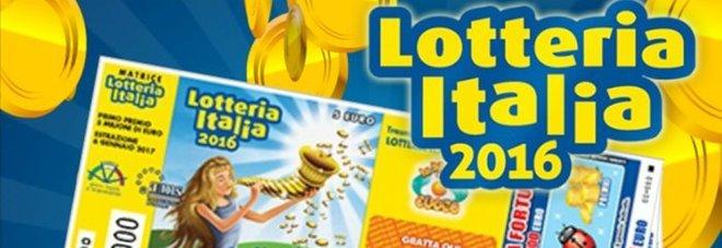 Lotteria Italia, ecco tutti i biglietti vincenti. A Bergamo il primo premio di 5 milioni. A Foggia un premio da 50mila euro, cinque da 25mila euro a Lecce, Trani e Bari