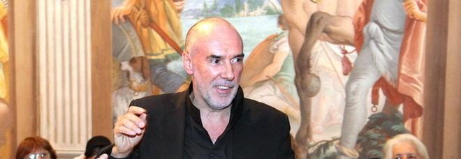 Svaligiata villa di Diego Dalla Palma, bottino 50mila euro. Sfogo su Fb: «Non cederò a ricatti» Video